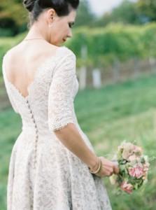 Hochzeitstagsbetreuung | peachesandmint.com | Die HochzeitsHummel