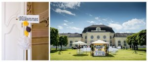 Hochzeit in Schloss Laxenburg | www.hochzeitshummel.at | photo: weddingreport.at