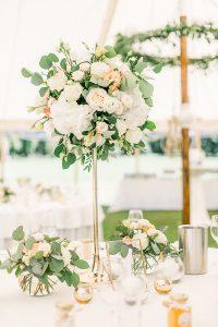 Hochzeit im Zelt | Die HochzeitsHummel | Foto: Mek Bueno