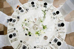Hochzeit Schloss Halbturn Black & White Wedding   www.hochzeitshummel.at   photo: Budiono