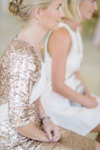 Wedding blush pink & gold