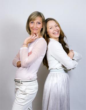 Die grünen Hochzeitsplaner Pauline & Susanne
