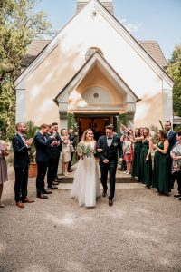 Kleine Hochzeit | Die HochzeitsHummel | Foto: Kaya & Clark Photography