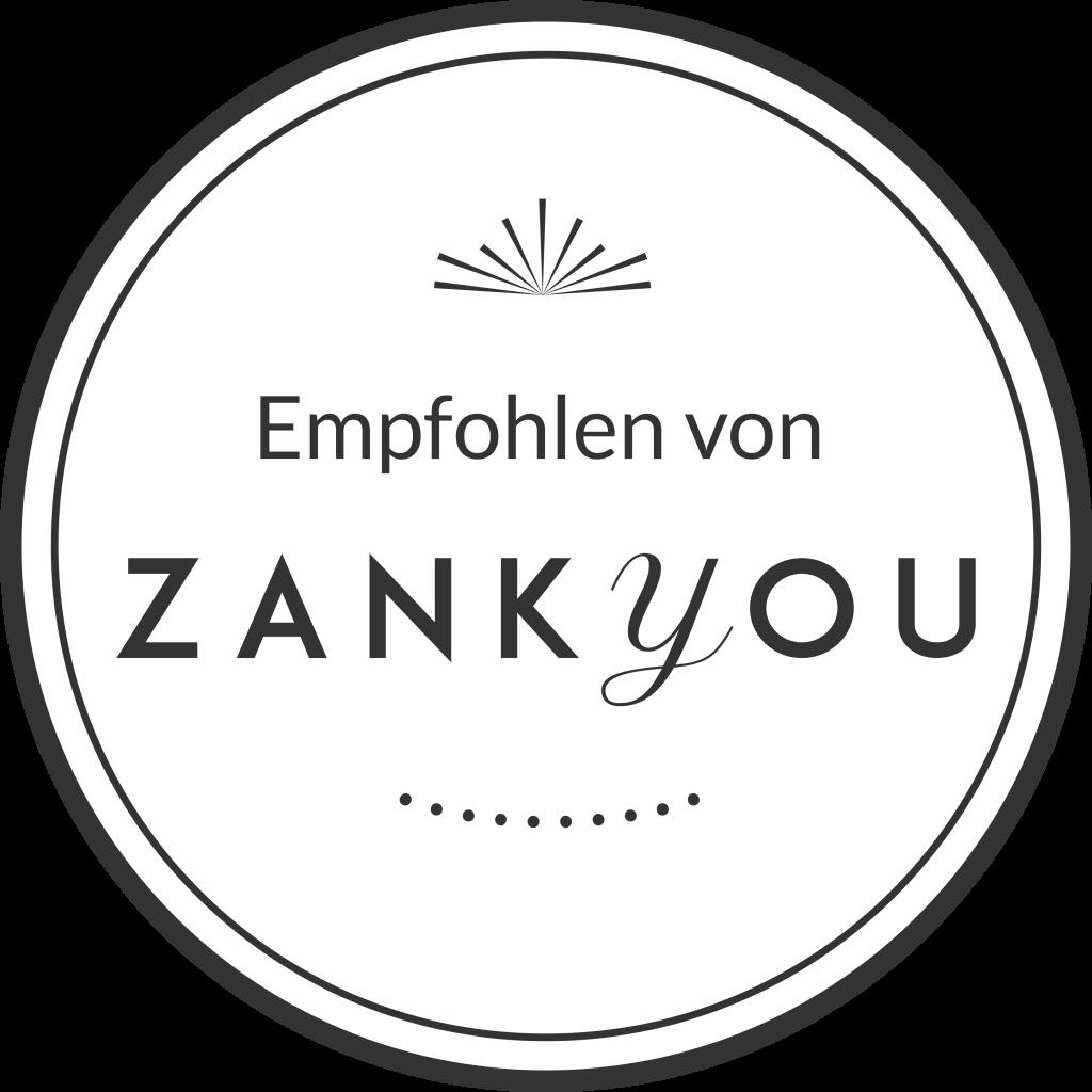 Die HochzeitsHummel auf Zank You